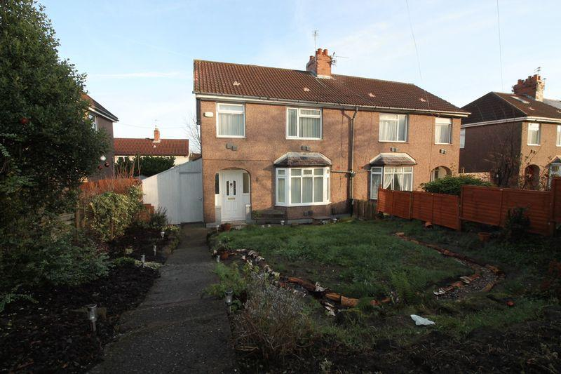 3 Bedrooms Semi Detached House for sale in Hoylake Road, Birkenhead