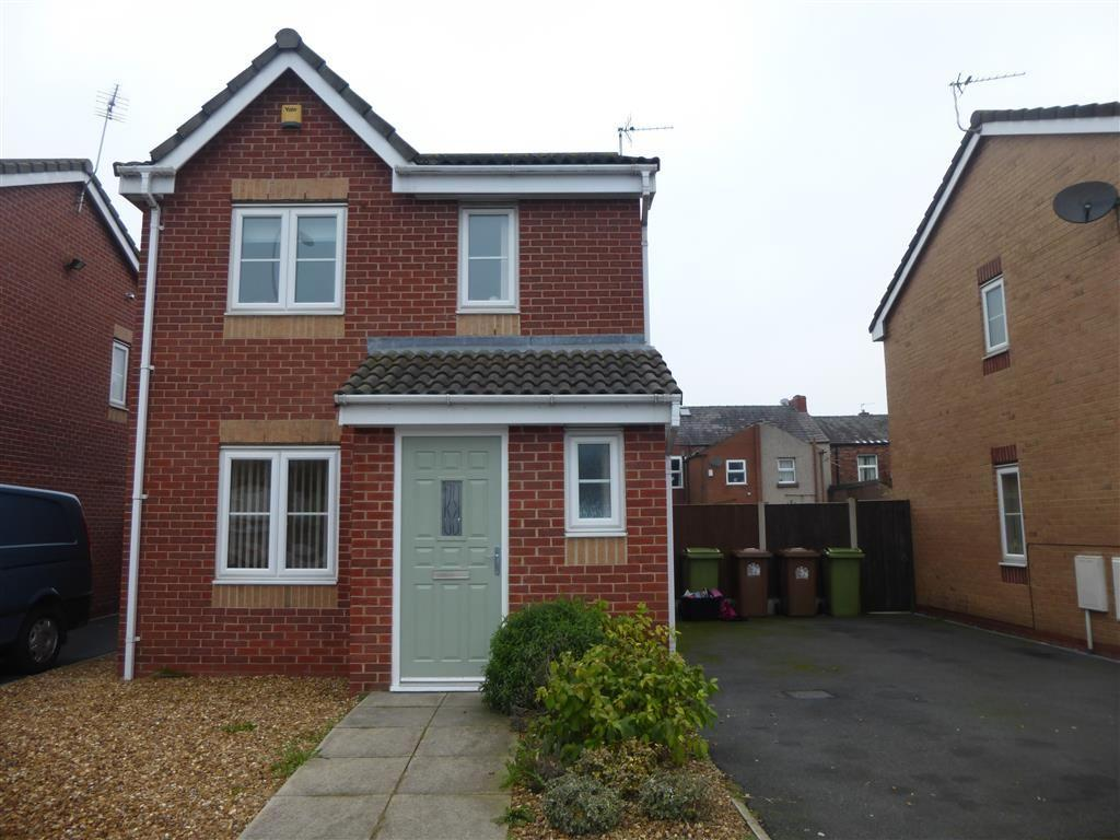 3 Bedrooms Detached House for rent in Boxwood Gardens, Sutton, St Helens, WA9
