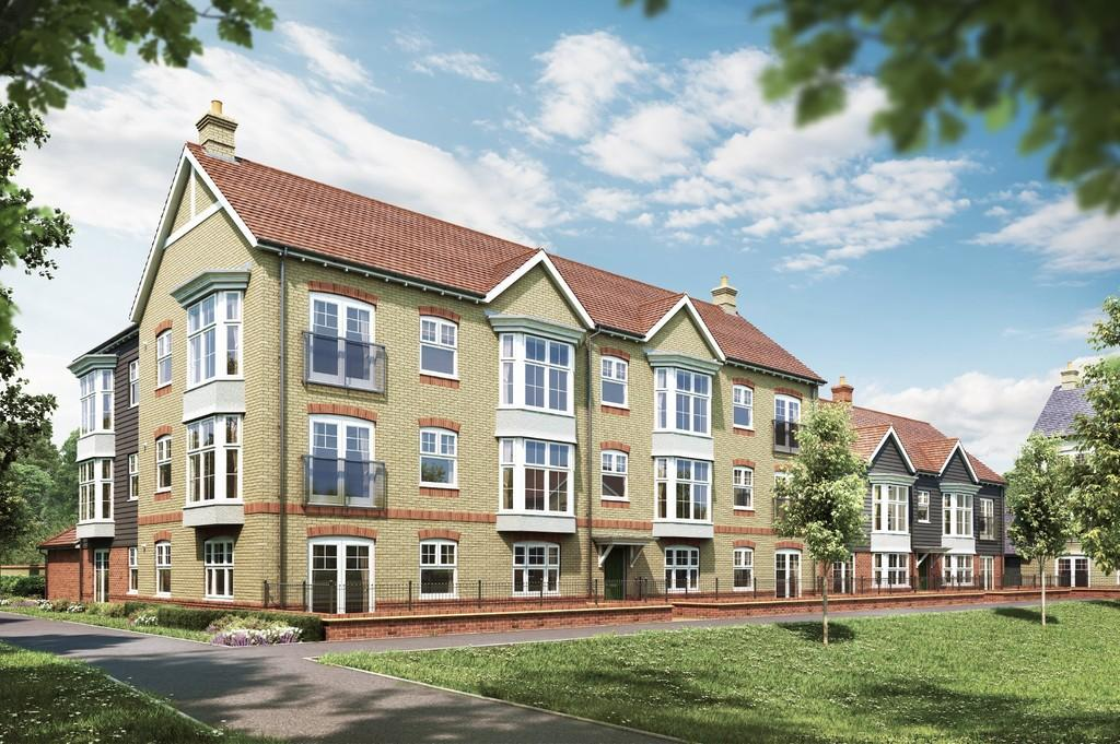2 Bedrooms Apartment Flat for sale in The Mulberries by Redrow, Witham