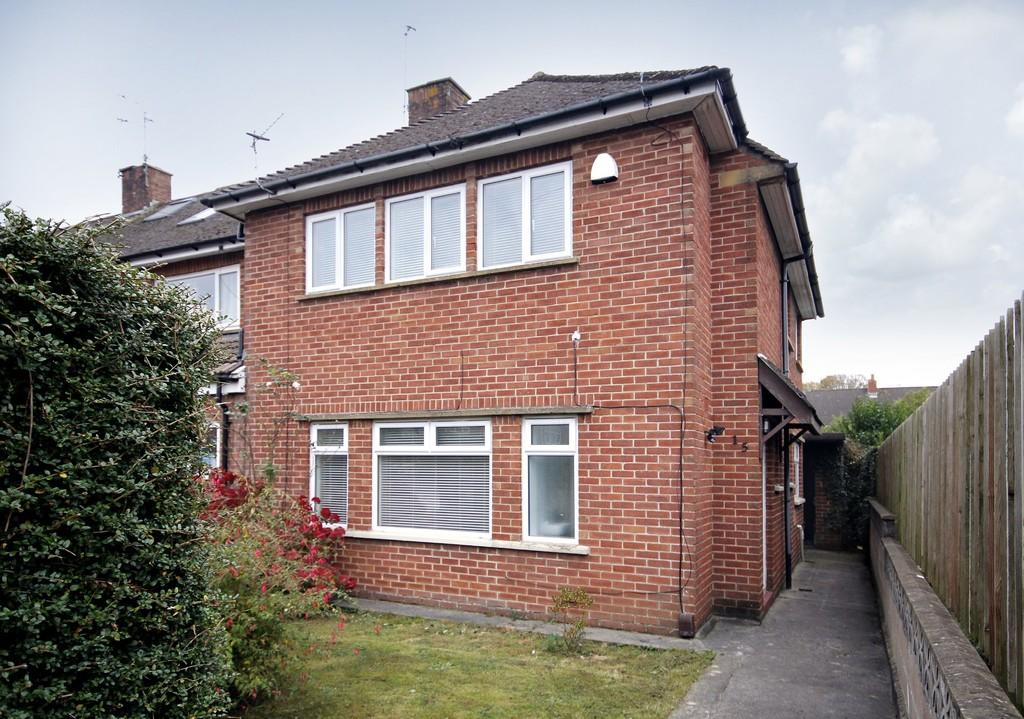 3 Bedrooms End Of Terrace House for sale in Llanmorlais Road, Gabalfa, Cardiff