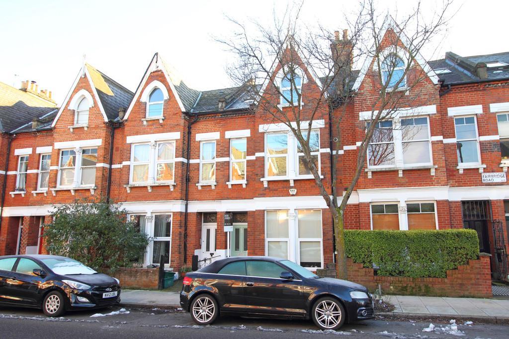 1 Bedroom Apartment Flat for sale in Fairbridge Road, N19 3HY