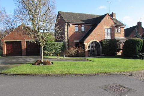 4 bedroom detached house for sale - Ashborough Drive, Solihull
