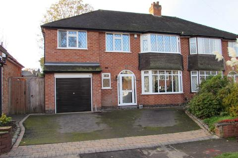 4 bedroom semi-detached house for sale - Bradbury Road, Solihull
