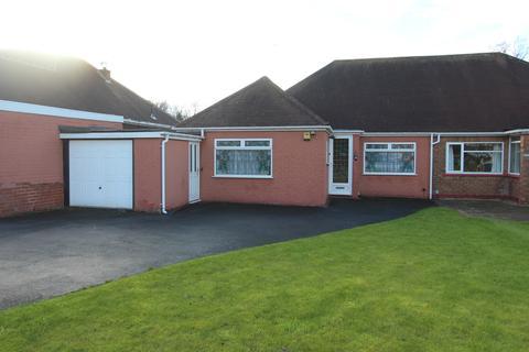 3 bedroom semi-detached bungalow for sale - Scott Road, Solihull