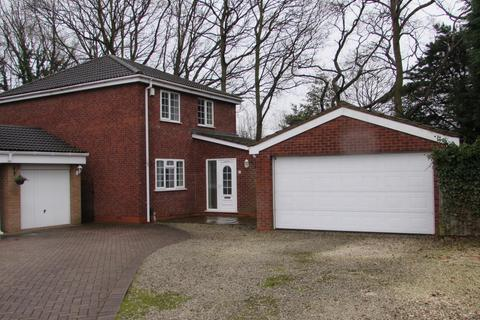 4 bedroom detached house for sale - Finchall Croft, Solihull