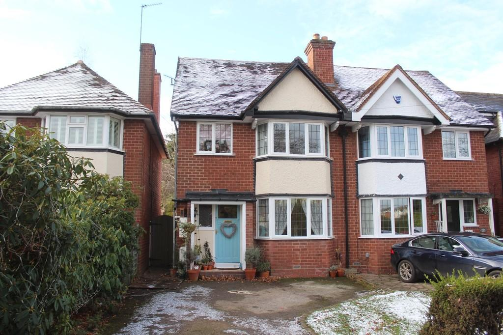 3 Bedrooms Semi Detached House for sale in Widney Road, Bentley Heath
