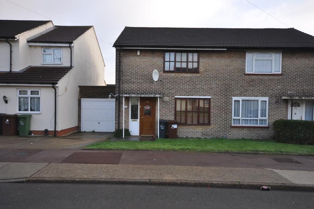 2 Bedrooms End Of Terrace House for sale in Bosworth Road, Dagenham