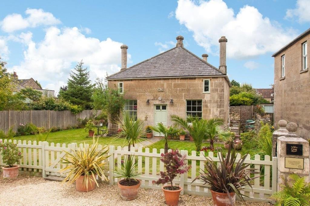 3 Bedrooms Cottage House for sale in Rose Terrace, Combe Down, Bath
