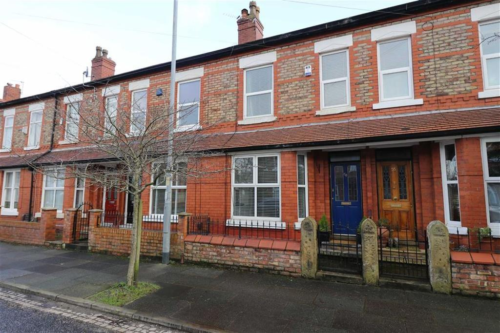 2 Bedrooms Terraced House for sale in Kingshill Road, Chorlton Green, Manchester, M21