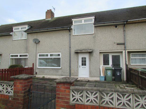 2 Bedrooms Terraced House for sale in TORQUAY AVENUE, ROSSMERE, HARTLEPOOL
