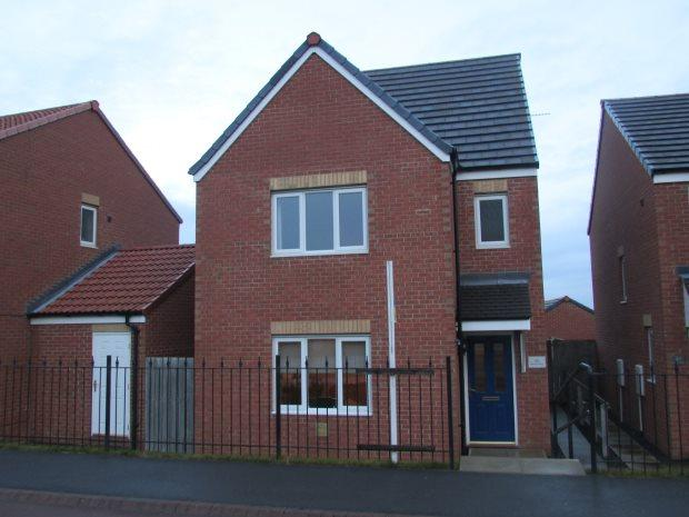 4 Bedrooms Detached House for sale in MERLIN WAY, BISHOP CUTHBERT, HARTLEPOOL
