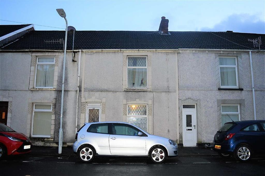 3 Bedrooms Terraced House for sale in Rodney Street, Swansea, SA1