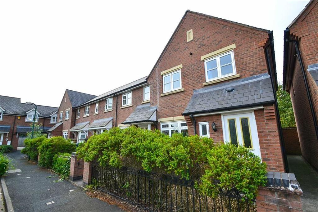 3 Bedrooms Semi Detached House for rent in St Michaels Gate, Shrewsbury