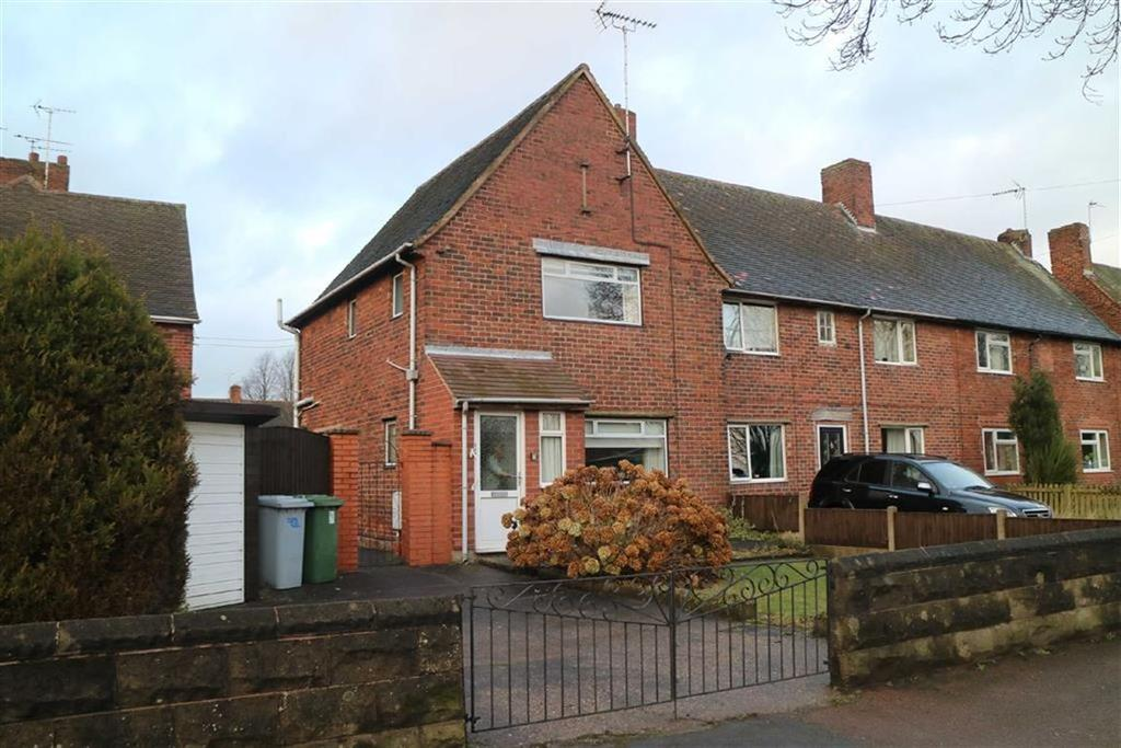 2 Bedrooms Town House for sale in Mansfield Road, Clipstone, NG21
