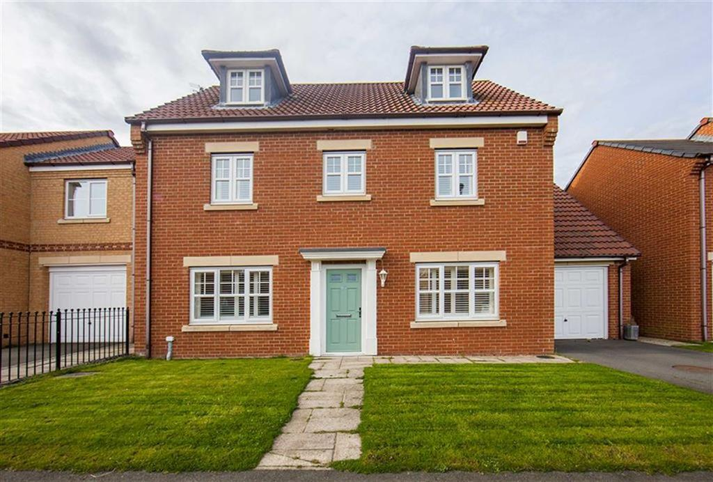 5 Bedrooms Detached House for sale in Dukesfield, Earsdon View, Tyne And Wear, NE27