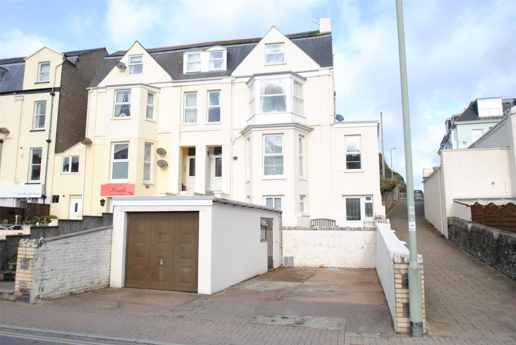 6 Bedrooms Semi Detached House for sale in St. James Place, Ilfracombe
