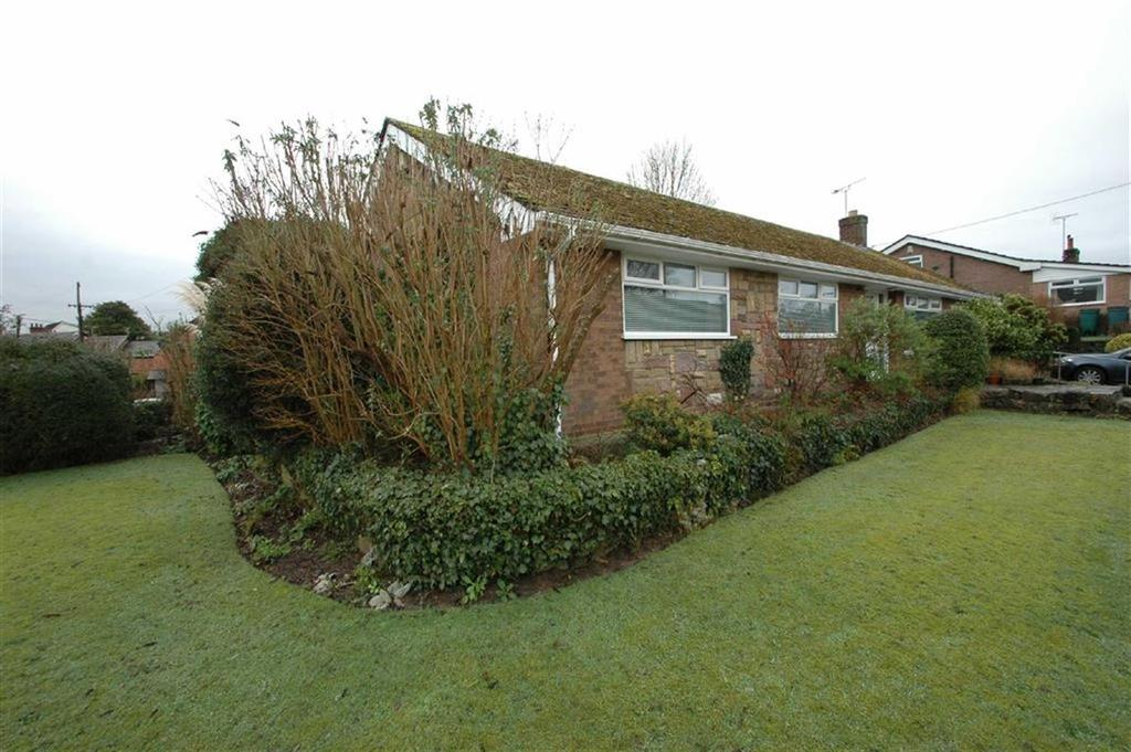 3 Bedrooms Detached Bungalow for sale in Old Hall Park, Guilden Sutton, Chester