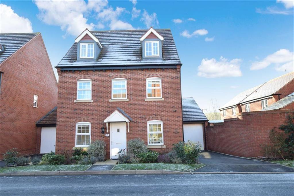 5 Bedrooms Detached House for sale in Betjeman Way, Cleobury Mortimer