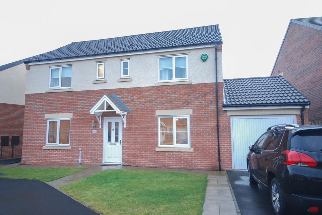 4 Bedrooms Detached House for sale in Dunnock Place, Wideopen