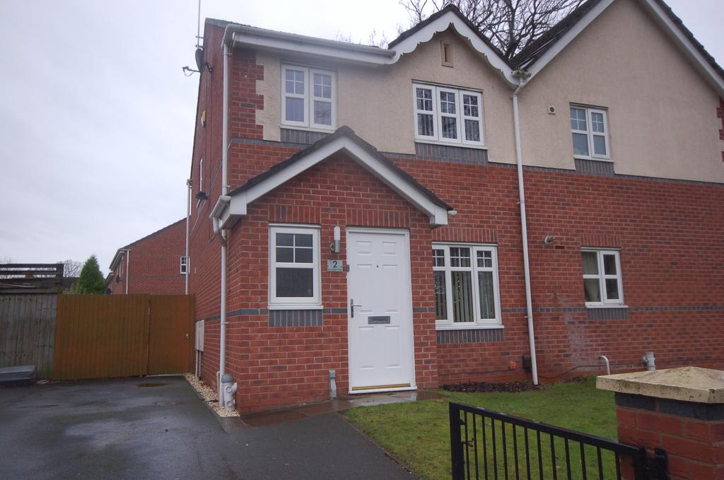 3 Bedrooms Semi Detached House for sale in Broadoak Drive, Benchill, Mancheste M22
