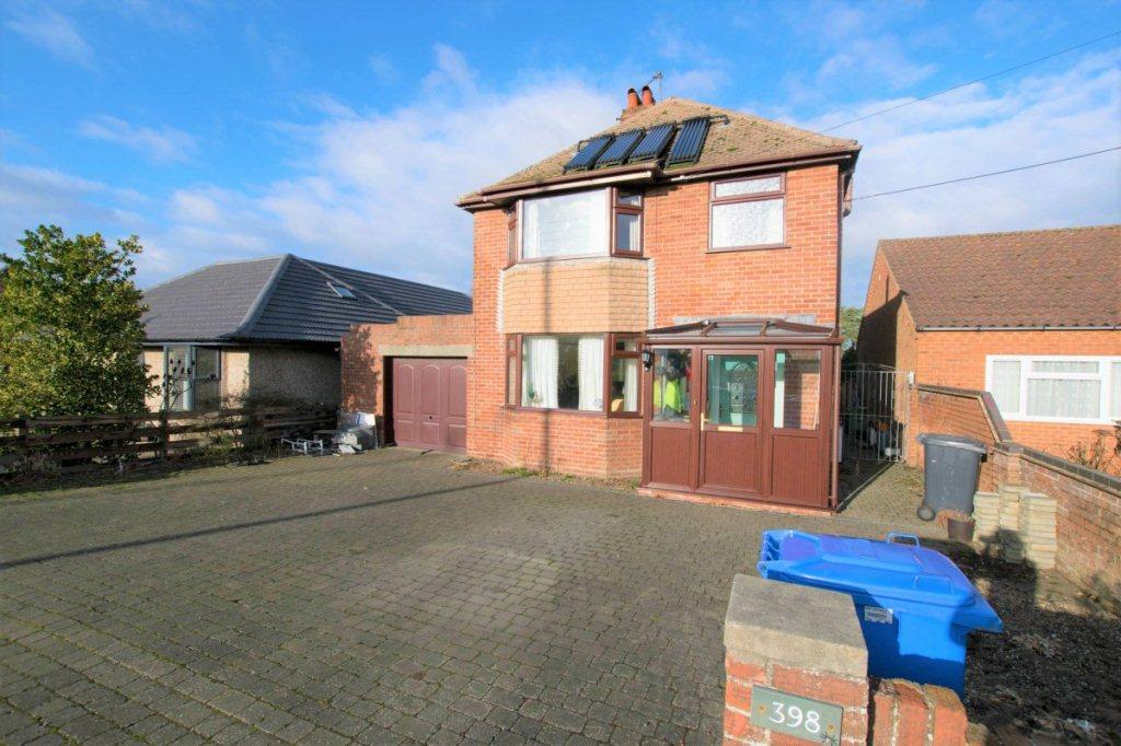 3 Bedrooms Detached House for sale in Beccles Road, Carlton Colville
