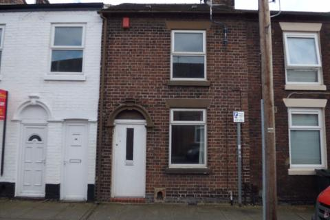 2 bedroom terraced house to rent - Queen Anne Street, Shelton, Stoke-on-Trent, ST4 2EQ