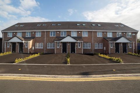 3 bedroom mews to rent - Lyme Valley Road, Newcastle, ST5 3TF