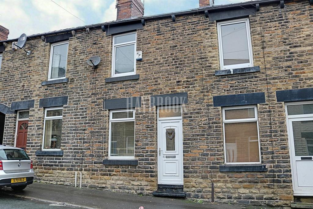 2 Bedrooms Terraced House for sale in Wharncliffe Street, Barnsley