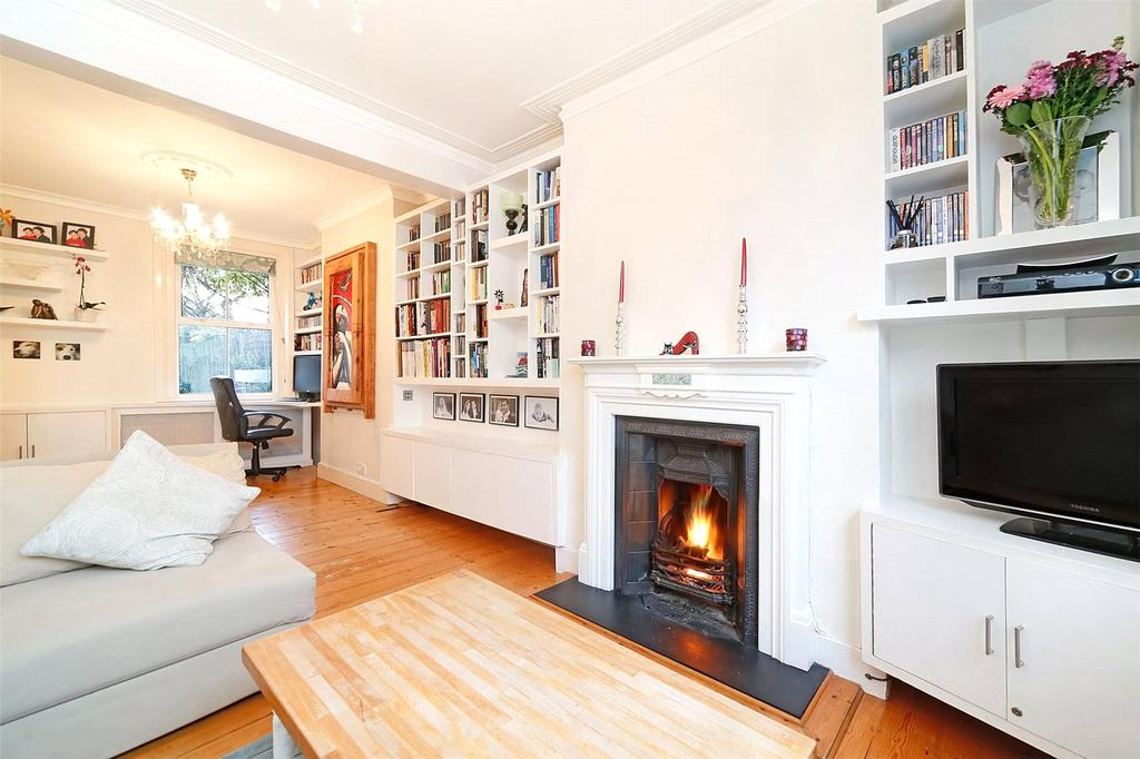 3 Bedrooms Terraced House for sale in Gibson Street, Greenwich, London, SE10