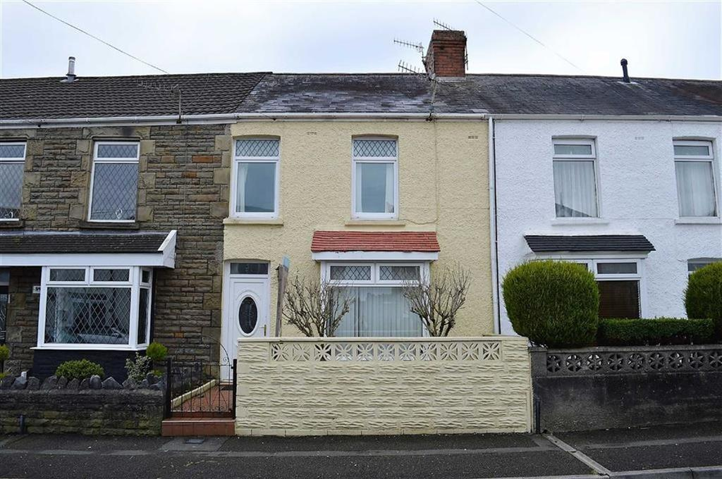 2 Bedrooms Terraced House for sale in Manor Road, Swansea, SA5