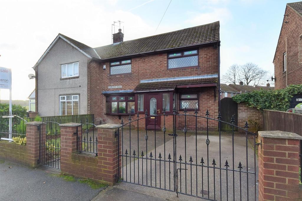 3 Bedrooms Semi Detached House for sale in Gairloch Road, Grindon, Sunderland
