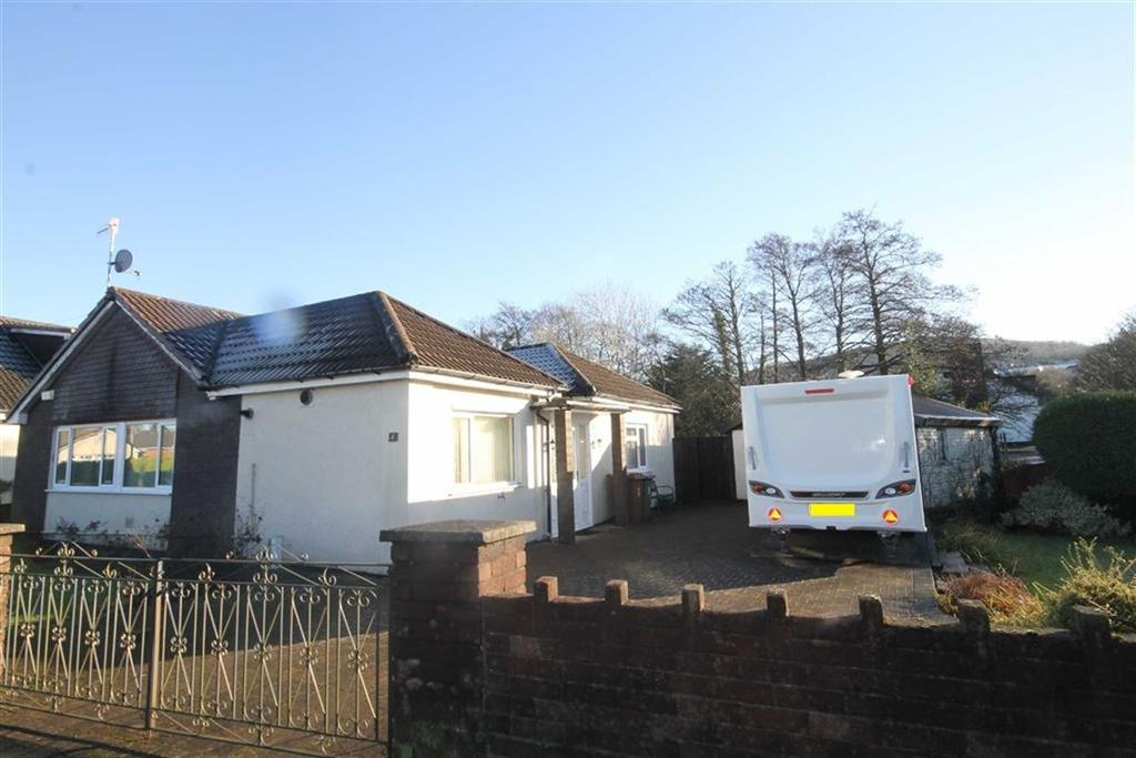3 Bedrooms Detached Bungalow for sale in St Margarets Road, Caerphilly