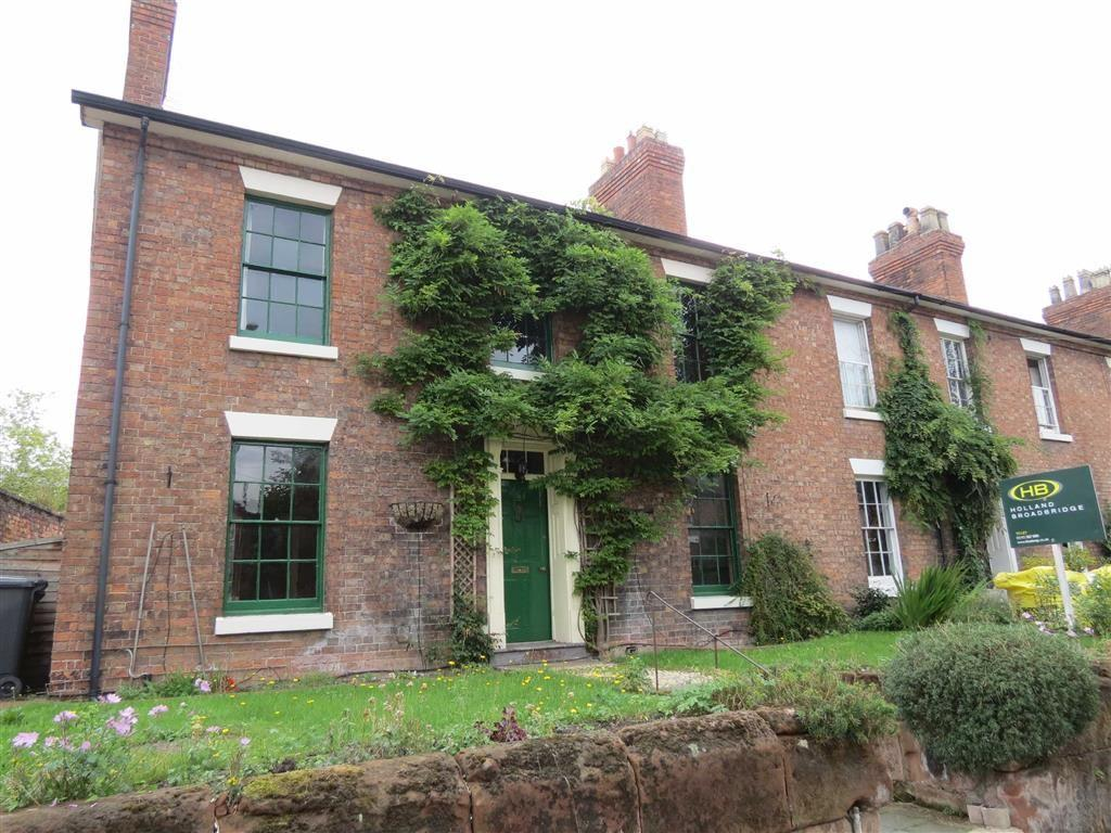 4 Bedrooms Town House for sale in Belle Vue Road, Belle Vue, Shrewsbury, Shropshire