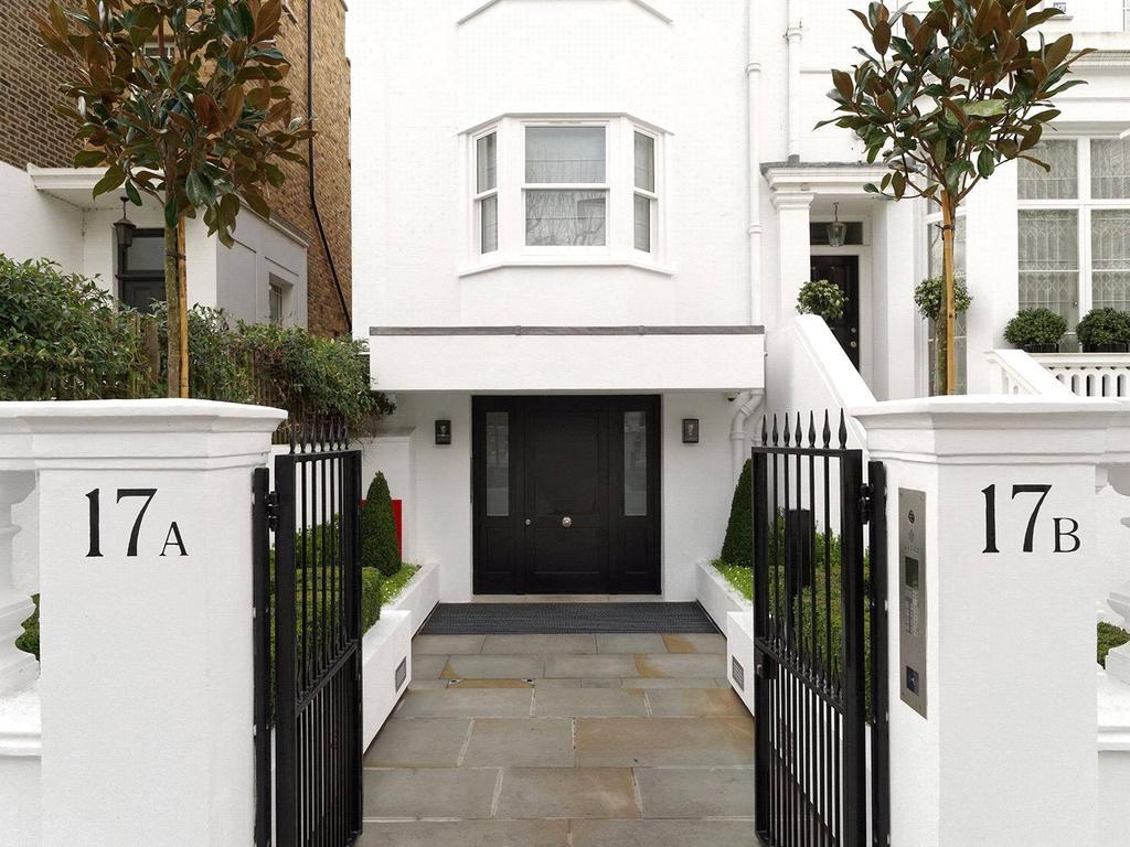 1 Bedroom Flat for sale in Bolton Studios, 17B Gilston Road, London