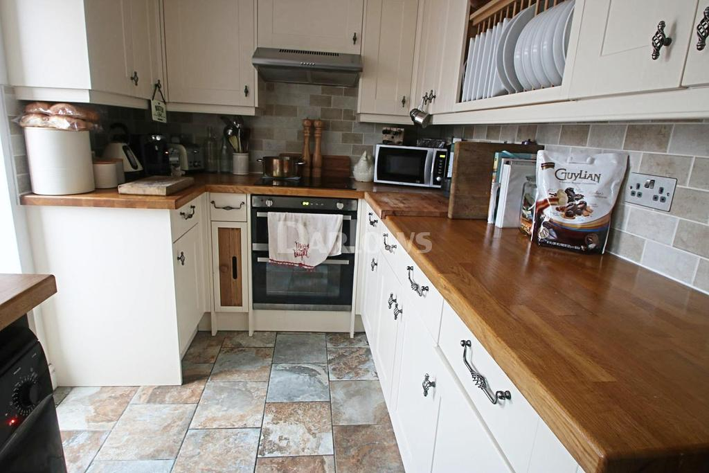 2 Bedrooms End Of Terrace House for sale in Beaufort Hill, Beaufort, Ebbw Vale, Gwent