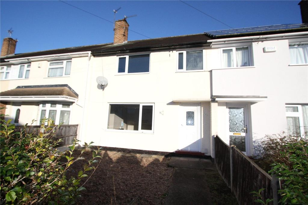 3 Bedrooms Terraced House for sale in Thistledown Road, Clifton, Nottingham, NG11