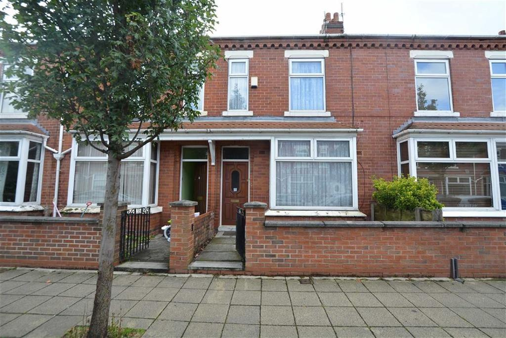 3 Bedrooms Terraced House for sale in Gorse Street, STRETFORD