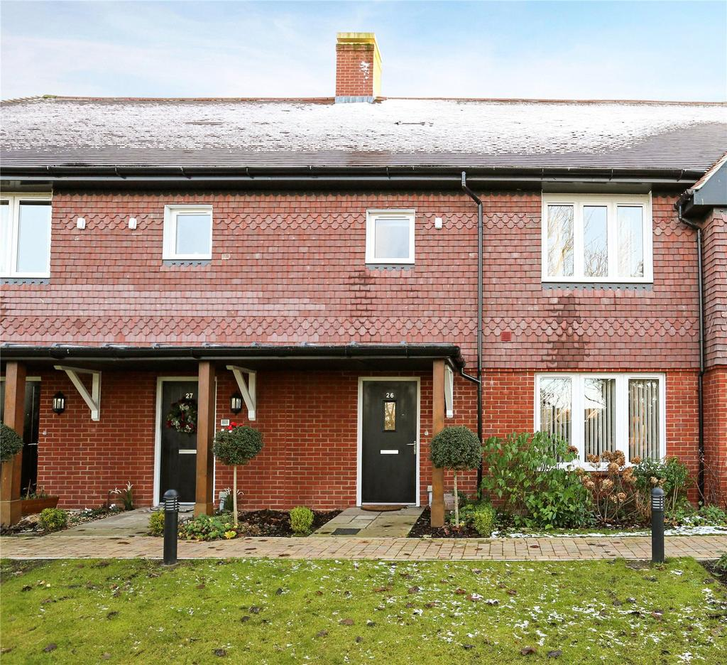 3 Bedrooms Retirement Property for sale in Priory Court, Marlborough, Wiltshire