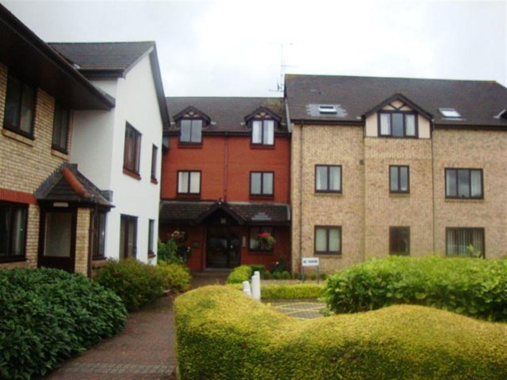 2 Bedrooms Apartment Flat for rent in HAWTHORN GARDENS, CAERLEON, NP18 1NX