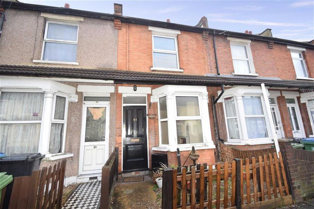 2 Bedrooms Terraced House for sale in Whippendell Rd, West Watford, Herts