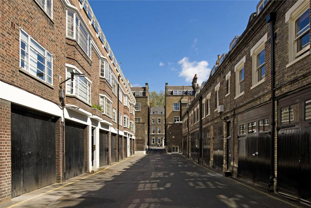 1 Bedroom Mews House for rent in Gower Mews, London