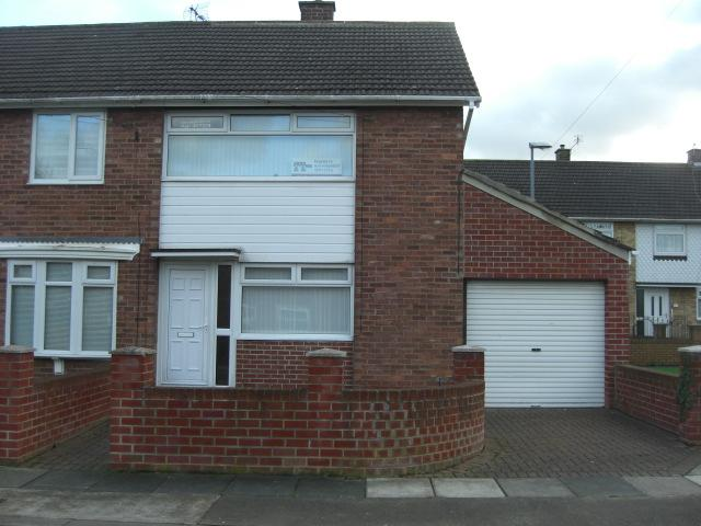 2 Bedrooms End Of Terrace House for rent in CHARNLEY GREEN, EASTERSIDE, MIDDLESBROUGH TS4
