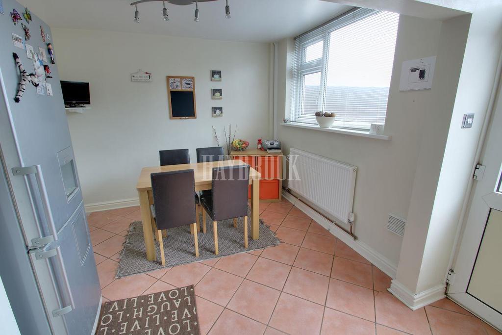 4 Bedrooms Terraced House for sale in Ochre Dike Walk, Rockingham