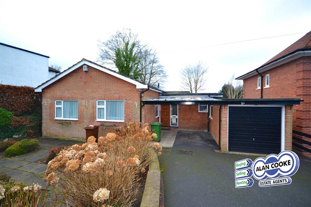 2 Bedrooms Detached Bungalow for sale in Primley Park Road, Alwoodley