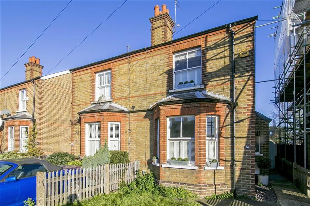 4 Bedrooms Semi Detached House for sale in Lower Court Road, Epsom, Surrey