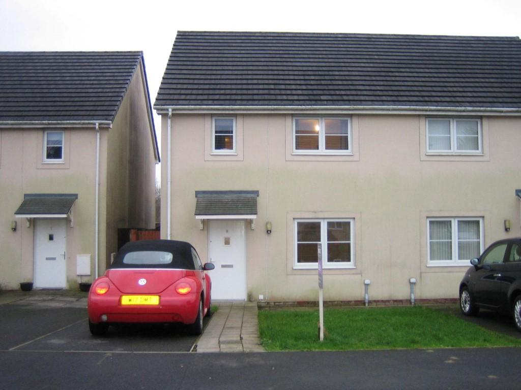 3 Bedrooms Semi Detached House for sale in Golwg Y Llanw, Pontarddulais