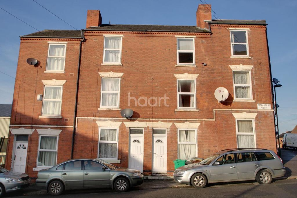 3 Bedrooms Terraced House for sale in Denman Street, Radford