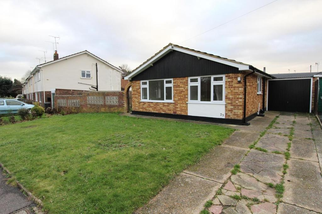 3 Bedrooms Detached Bungalow for sale in Armond Road, Witham, Essex, CM8