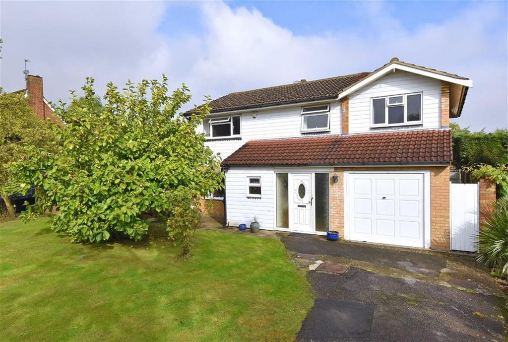 4 Bedrooms Detached House for sale in Cheriton Avenue, Hayes, Kent