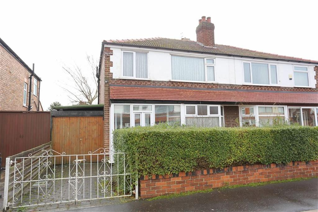 3 Bedrooms Semi Detached House for sale in Brookthorpe Avenue, Burnage, Manchester